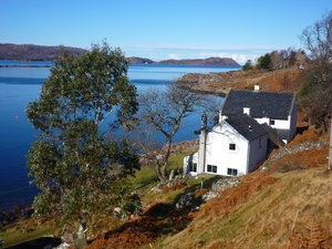 Workshops and Scottish Retreats. the cottage the one